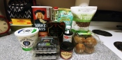 A lot of the ingredients are items you may already have in your pantry!!